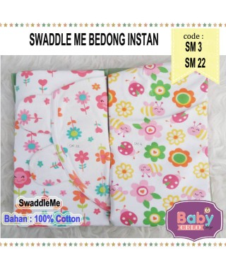 SWADDLE ME BEDONG INSTAN