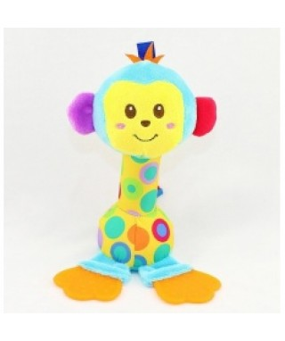 RATTLE TEETHER STICK