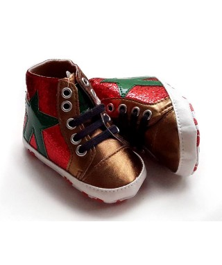 PW 161 BOOT GREEN STAR